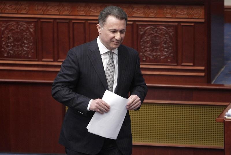 Vazhdojnë seancat gjyqësore kundër Gruevskit