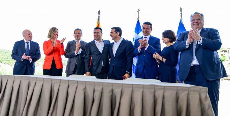 Cipras: Marrëveshja e Prespës është model për rajonin