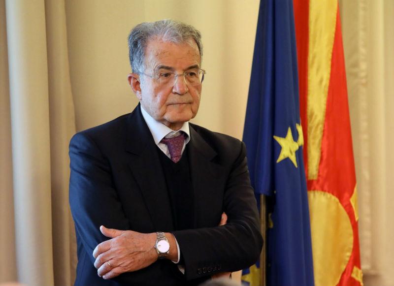 Romano Prodi do të pranojë çmimin botëror për humanizëm në Ohër