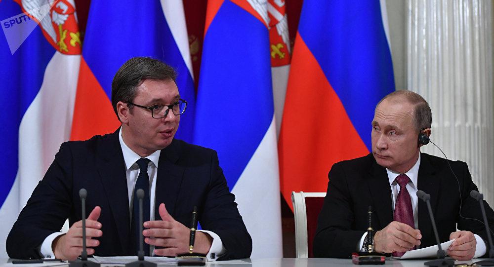 Haradinaj and Putin spoil Washington's plans