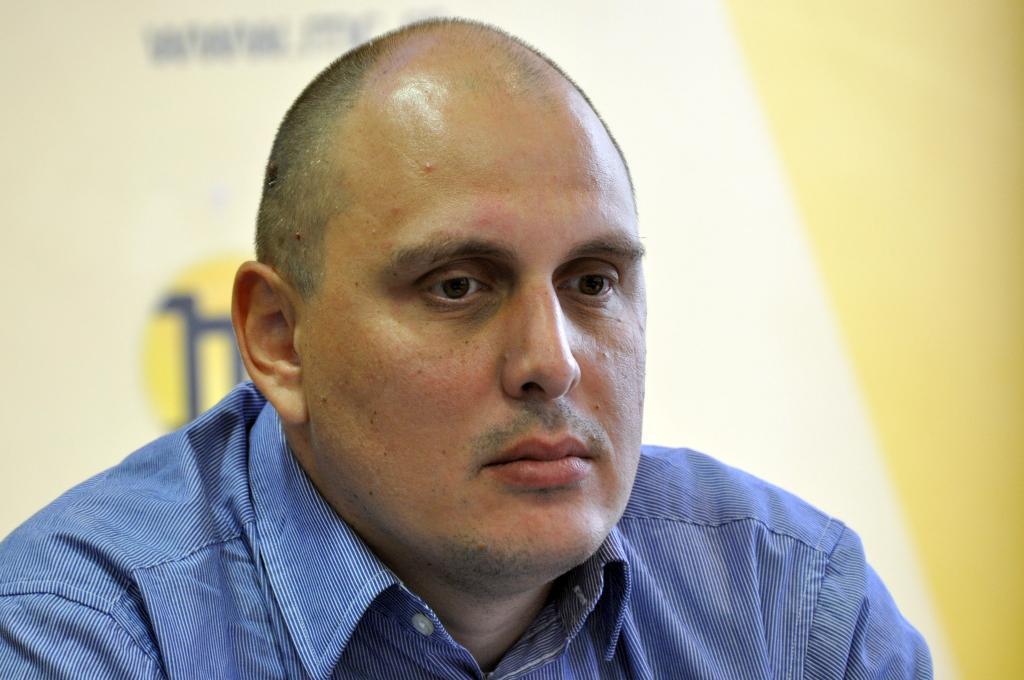 Serbian opposition leader resigns over offensive Tweet