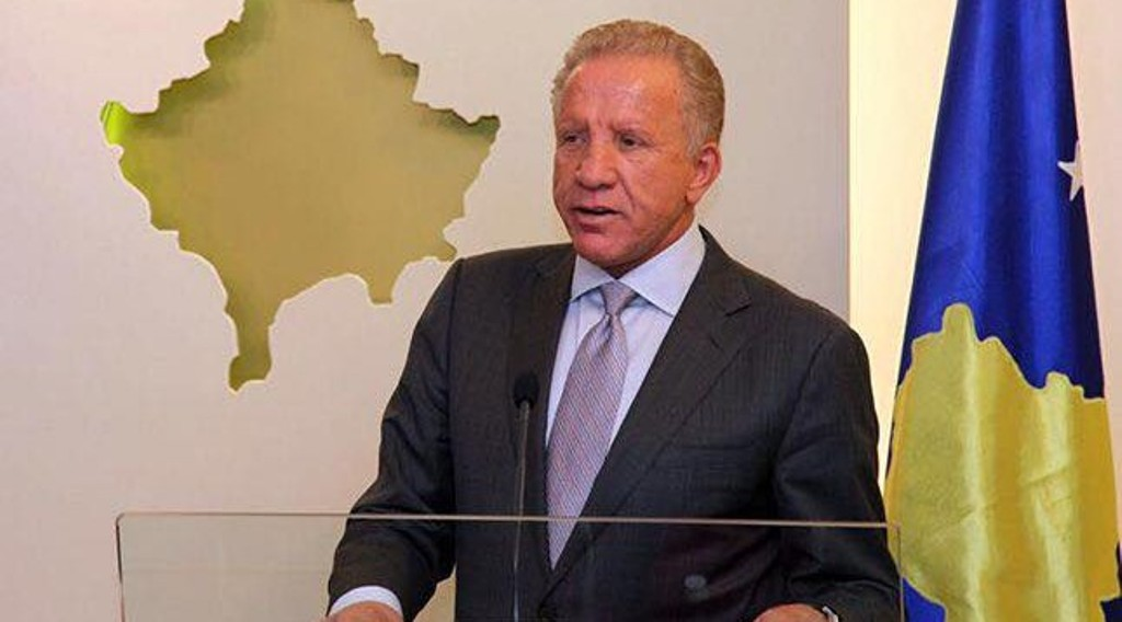 Kosovo's Pacolli demands the lifting of tax on Serb goods