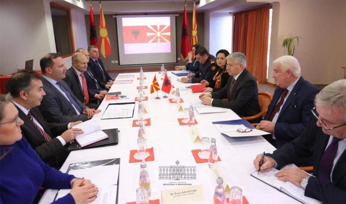 Nga 1 prilli  Maqedonia dhe Shqipëria me pikë të përbashkët kufitare