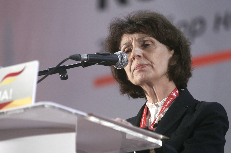 Siljanovska wins VMRO-DPMNE's confidence for presidential candidate