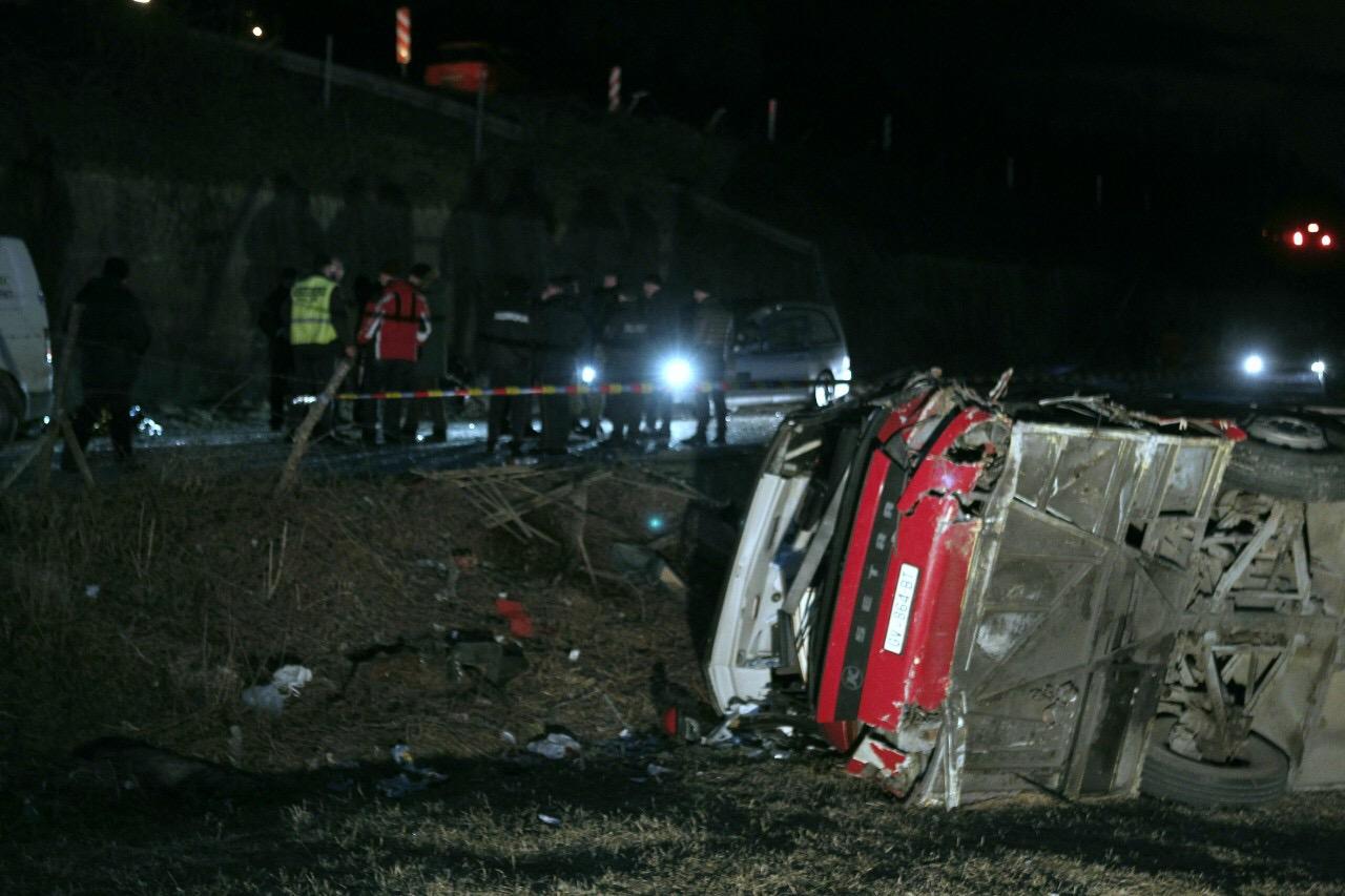 Zvizdic, Borissov, Rama and Greek Foreign Ministry extend condolences over fatal bus accident
