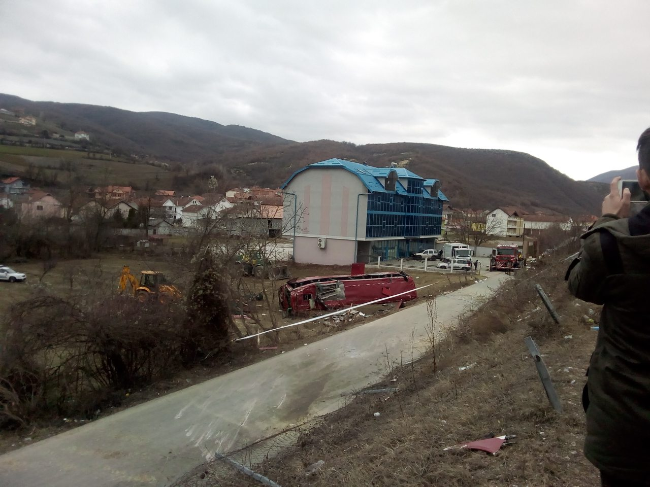 Accidents in Macedonia that have taken many lives
