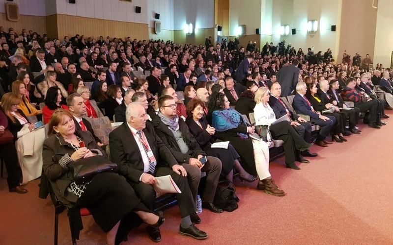 VMRO-DPMNE convention for selecting presidential candidate begins in Struga