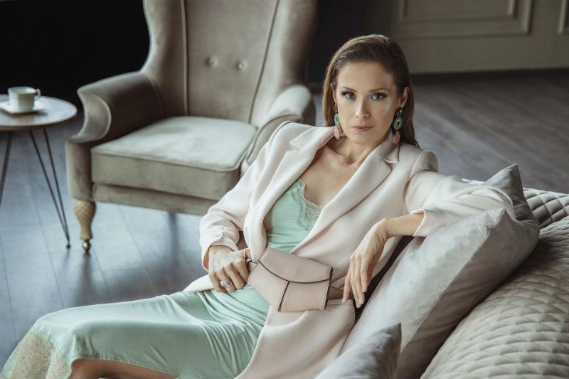 Каролина стана заштитно лице на шпански моден бренд