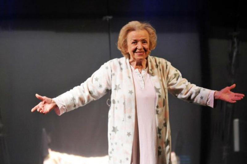 Почина актерката Мушереф Лозана – Мишка, доајенка на македонскиот театар
