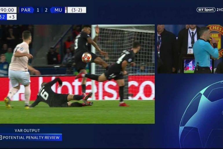 (ВИДЕО) УЕФА се огласи: Чист пенал за Манчестер Јунајтед