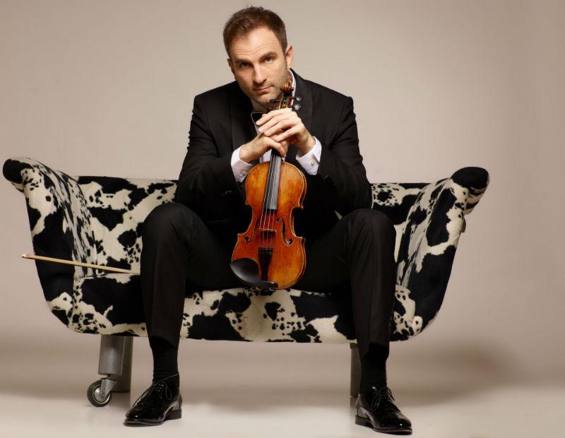 Гала концерт на Стефан Миленковиќ со Македонска филхармонија