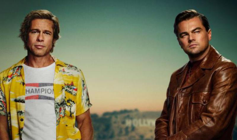 Бред Пит и Дикаприо од 60-тите: Објавен постерот на новиот филм на Тарантино