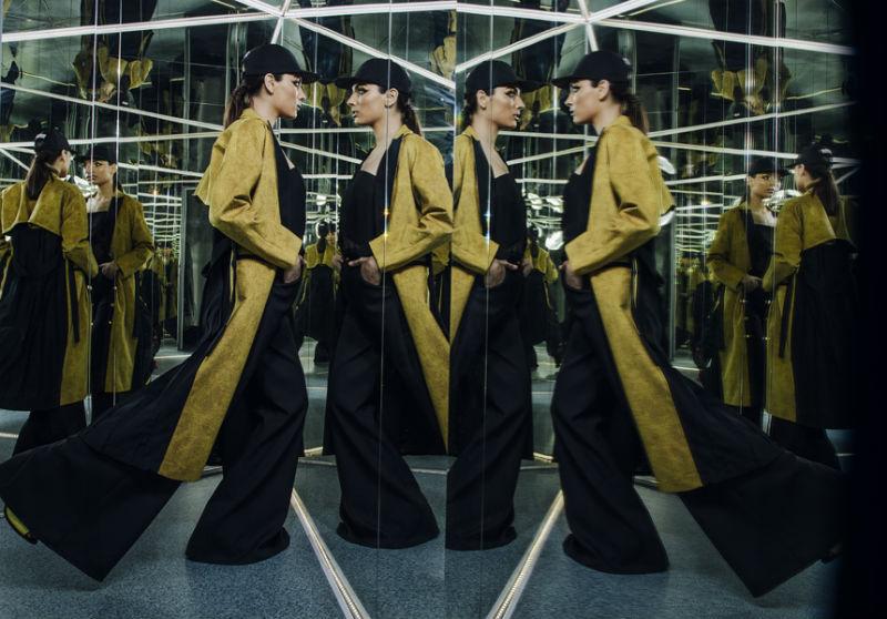 (Фото) Маја Кикириткова: Пролетна колекција за динамични жени