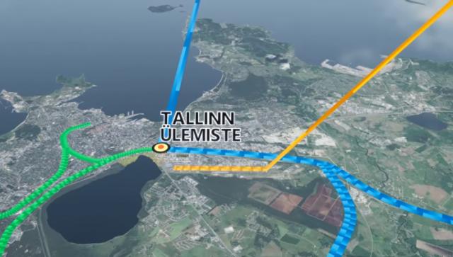 (ВИДЕО) Најголемиот проект во Европа: Поврзувањето на Хелсинки и Талин ќе чини 15 милијарди евра