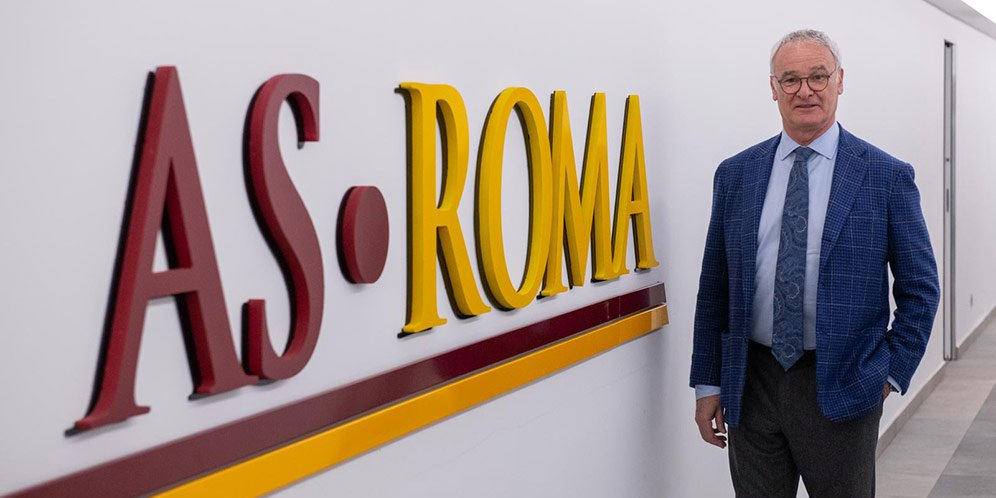 Раниери: Рома е во мојата ДНК