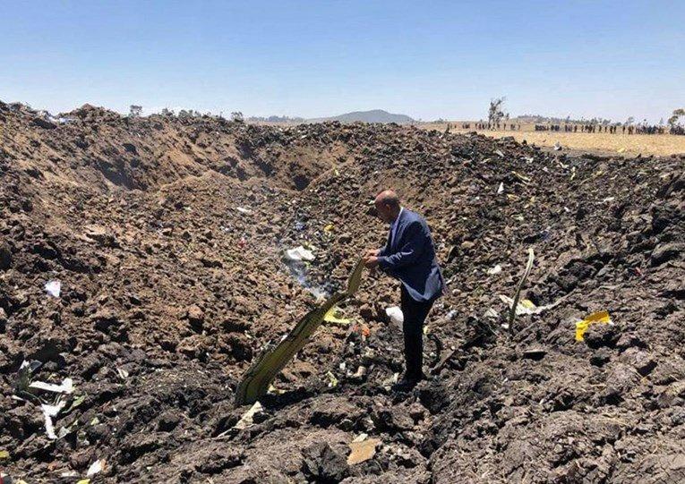 """Пронајдени двете црни кутии од авионот на """"Етиопијан ерлајнс"""""""