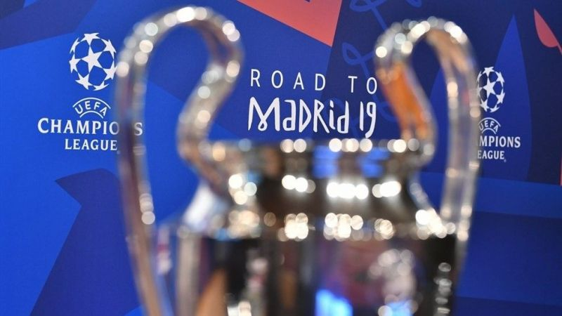 """Ждрепка за ЛШ: Познати сите двојки за четвртфиналето, спектаклот е на """"Олд Трафорд"""" и """"Камп Ноу"""""""