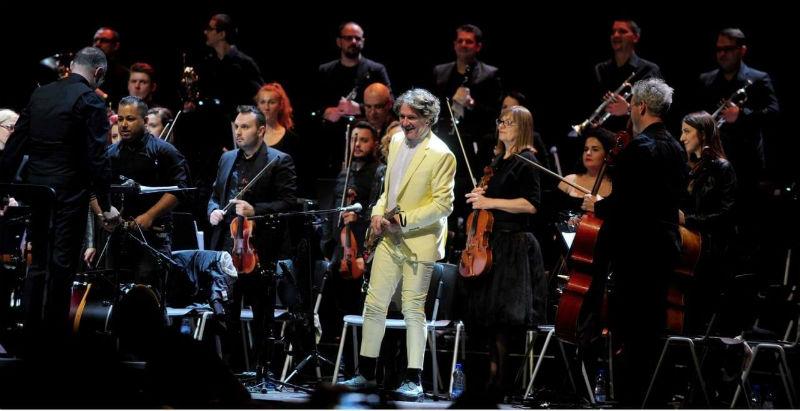 Горан Бреговиќ во Скопје: Незаборавна концертна симфонија