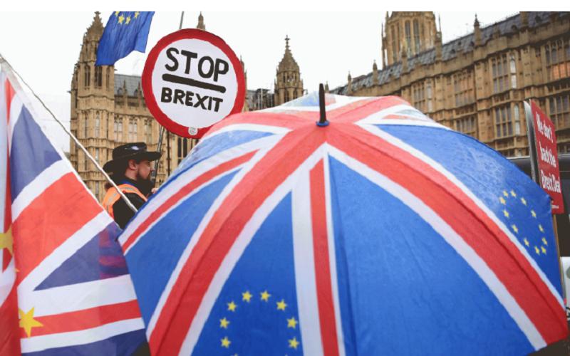 Британскиот Парламент повторно го отфрли договорот за Брегзит