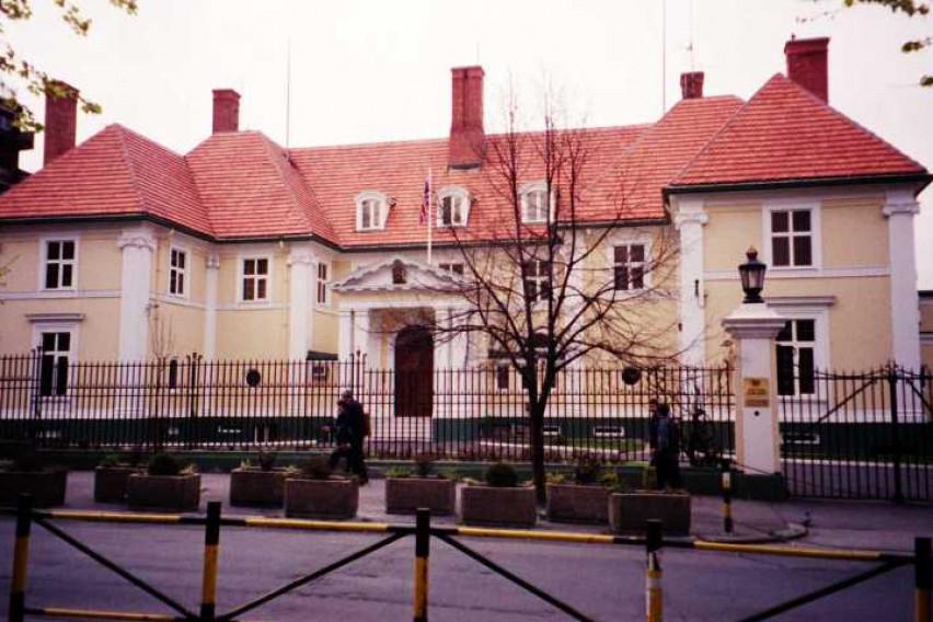 Пронајдена граната во дворот на британската амбасада во Белград
