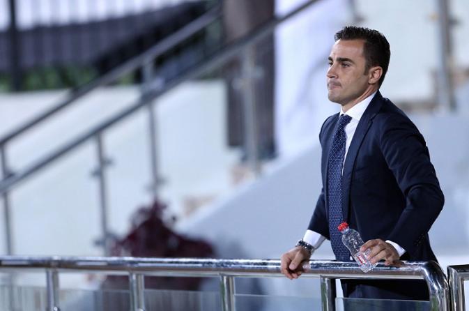 Фабио Канаваро нов селектор на фудбалската репрезентација на Кина
