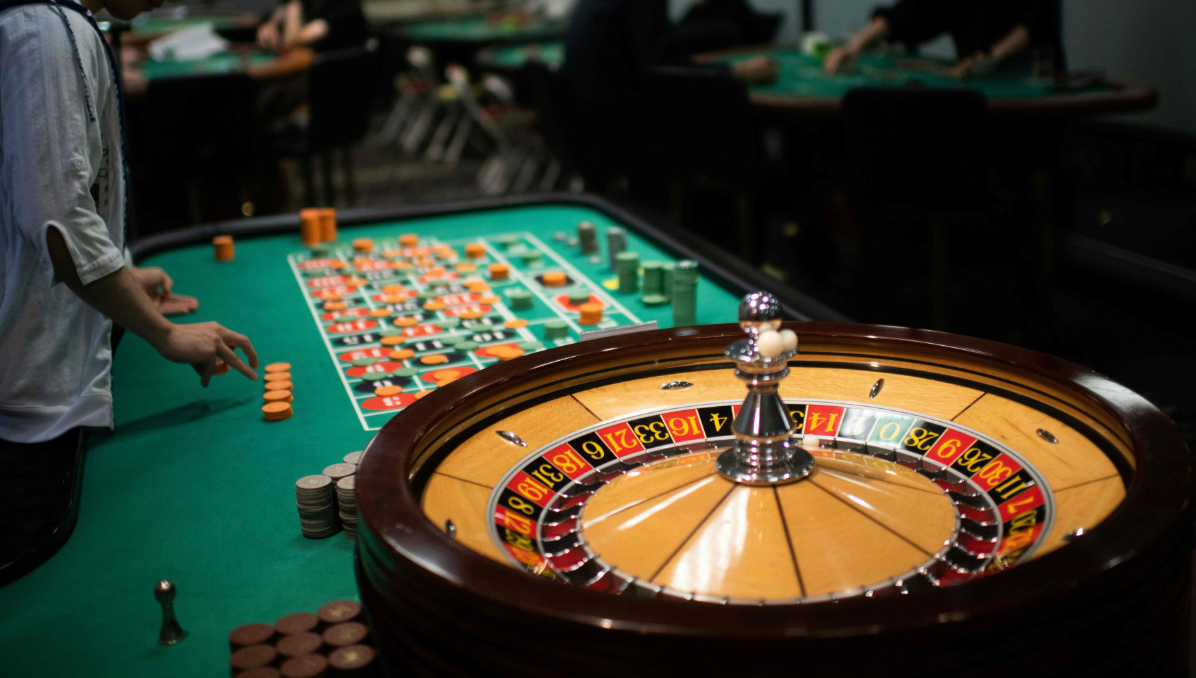Gambling - disease that attracts and leaves people to its mercy