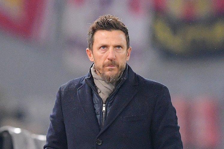 Ромa го отпушти Ди Франческо