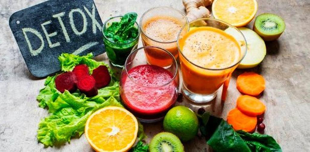 Dieta DETOX, si të humbisni deri në 5 kg në 10 ditë