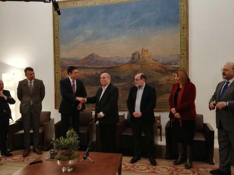 Вуцис-Димитров: Договорот од Преспа го отвори патот за пријателство и соработка меѓу двете земји