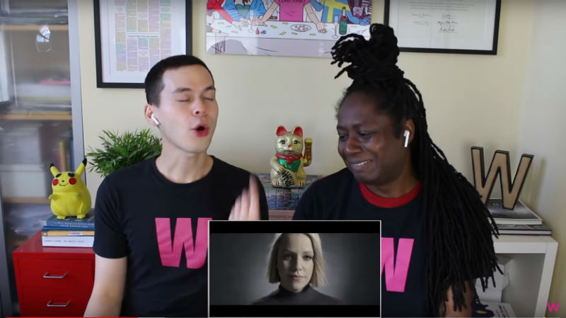 (ВИДЕО) Ја слушаат евровизиската песна на Тамара и плачат: Ова е најмоќниот глас!