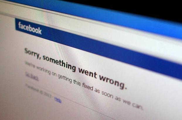 Фејсбук: Проблем со серверите причина за падот на социјалните мрежи