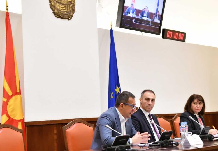 Владата и институциите да објавуваат повеќе информации на веб-страните