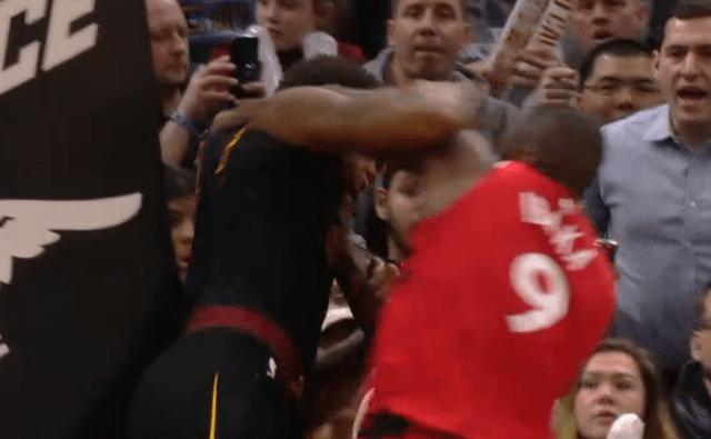 (ВИДЕО) Тупаници на мечот Торонто – Кливленд