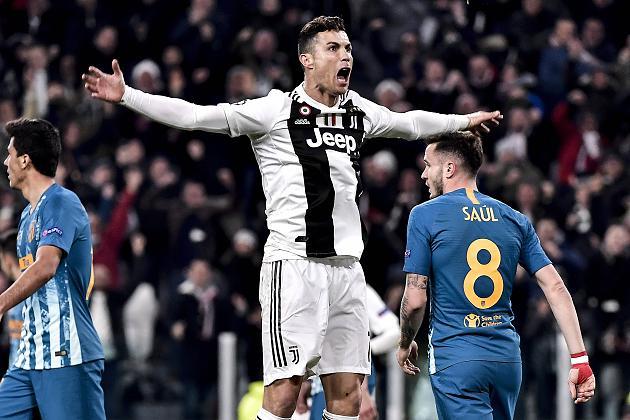 (ВИДЕО) Хет-трик на Роналдо за четвртфинале на Јувентус во Лигата на шампионите