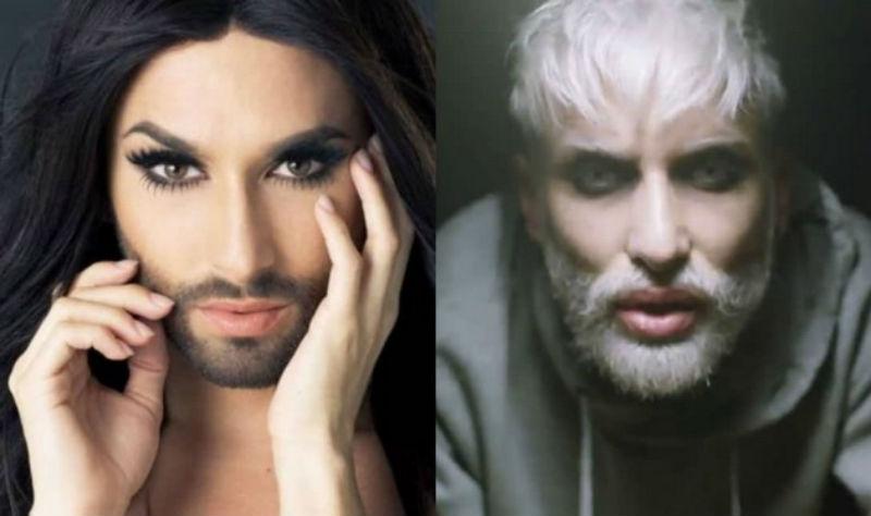 Кончита ја избричи брадата и стана пак маж