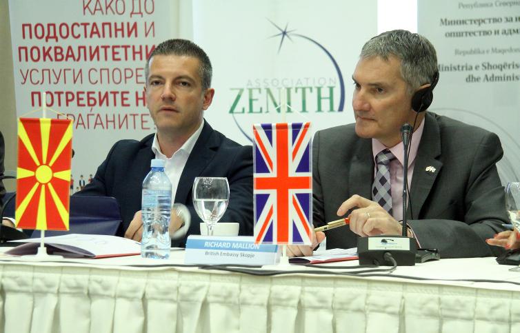 Манчевски: Дигитализацијата на услугите е најдобар начин да стигнат услугите до граѓаните