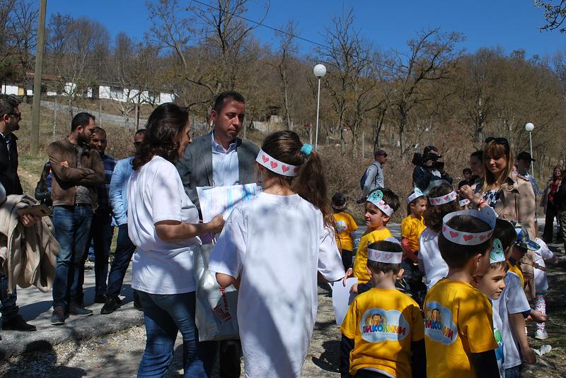 """ЈП """"Комунална хигиена""""- Скопје се вклучи во проектот """"Лулка-за чиста Матка"""""""