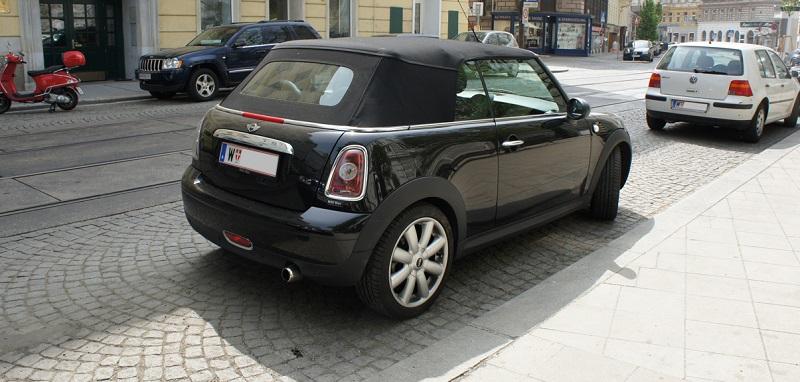 Жителите на Виена ги даваат под наем и своите автомобили