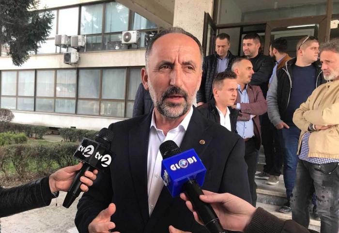 Nënkryetari i BDI-së Nevzat Bejta e mbështeti kandidaturën e Pendarovskit
