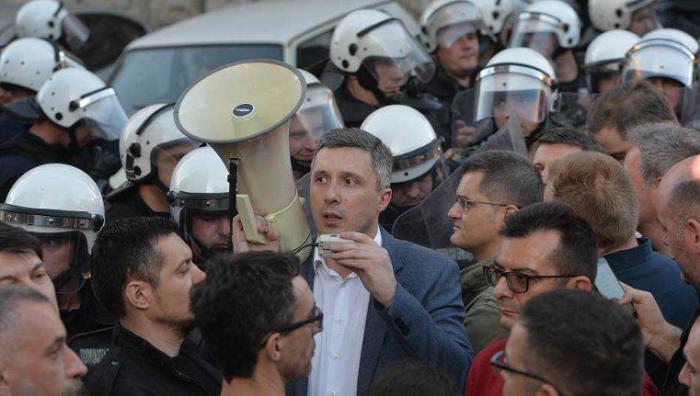 Обрадовиќ: Јас не сум лидер на протестите, тоа е заедничка борба на сите нас