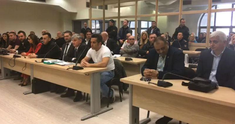 Dënohen me 211 vjet burg të akuzuarit për dhunën në Kuvend