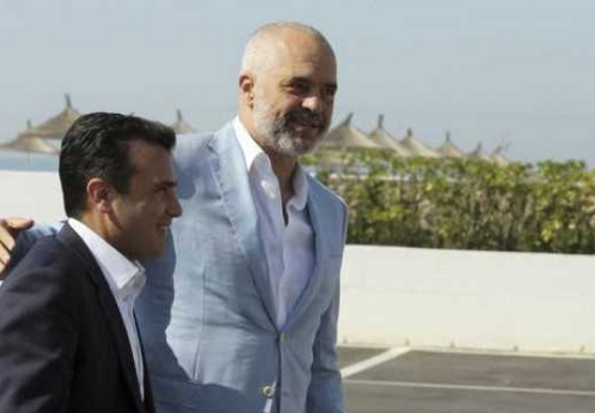 Zaev: Albania is the friendliest country we have