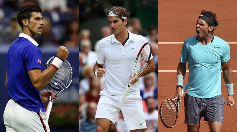 """Федерер: Нема да биде исто по пензионирањето на """"големата тројка"""""""