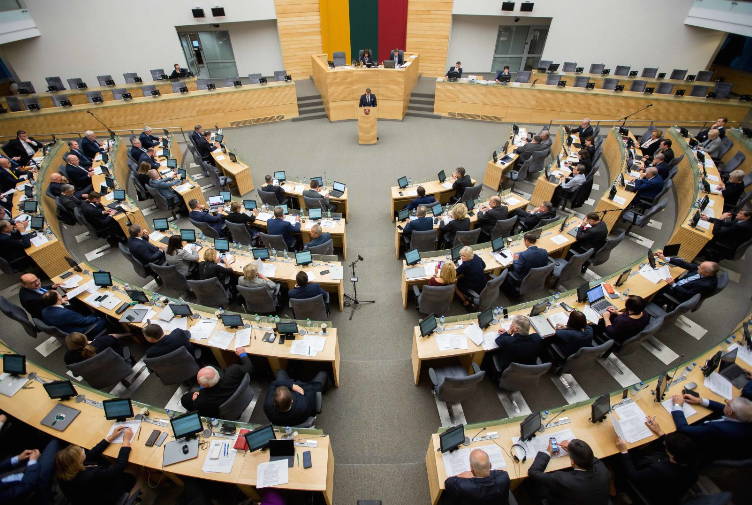 Lithuania eighth NATO member to ratify North Macedonia's Accession Protocol