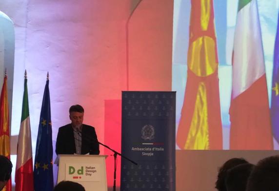 """Шилегов: Со проектот """"Паметен град"""" Скопје ќе стане модерна престолнина"""