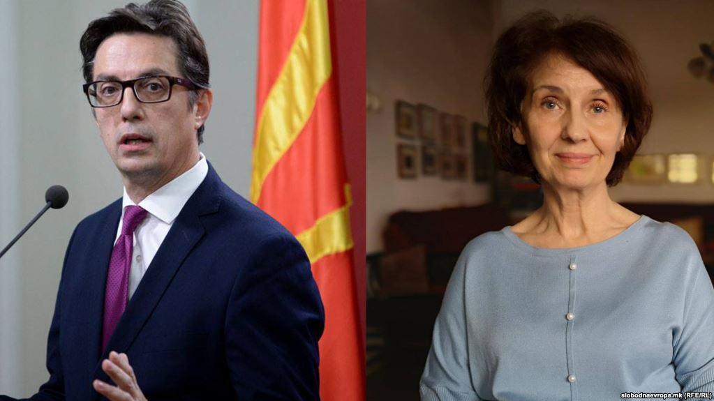 Four TV debates between presidential candidates Pendarovski and Siljanovska-Davkova