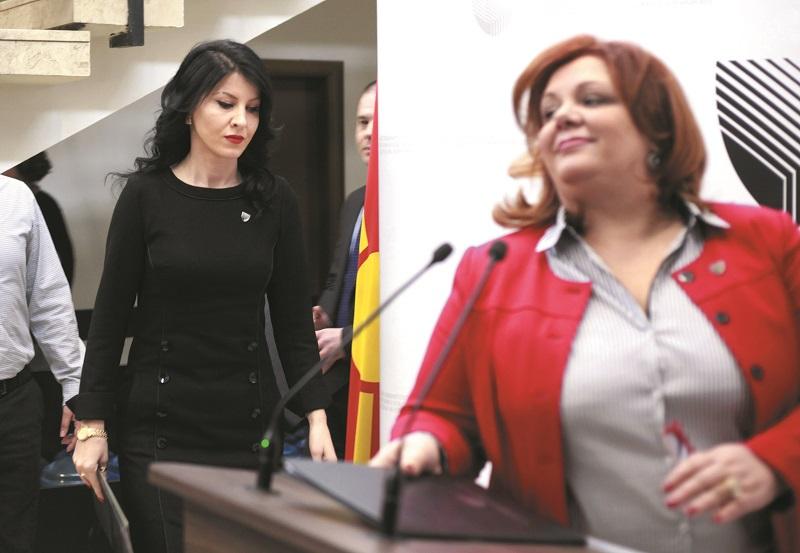 Додека Врховен суд тера по свое: Џафери и Дескоска во клинч за законот за СЈО