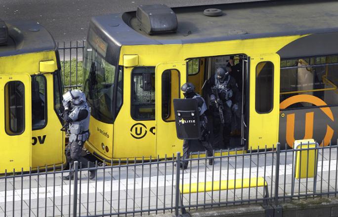 Осомничениот за нападот во Утрехт утре пред суд