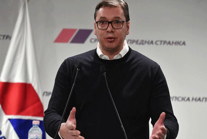 Вучиќ: Поблиску сме до предвремени парламентарни избори
