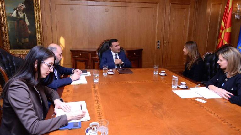 """Заев со бордот на """"Македонија 2025"""": Да го искористиме огромниот потенцијал за соработка"""